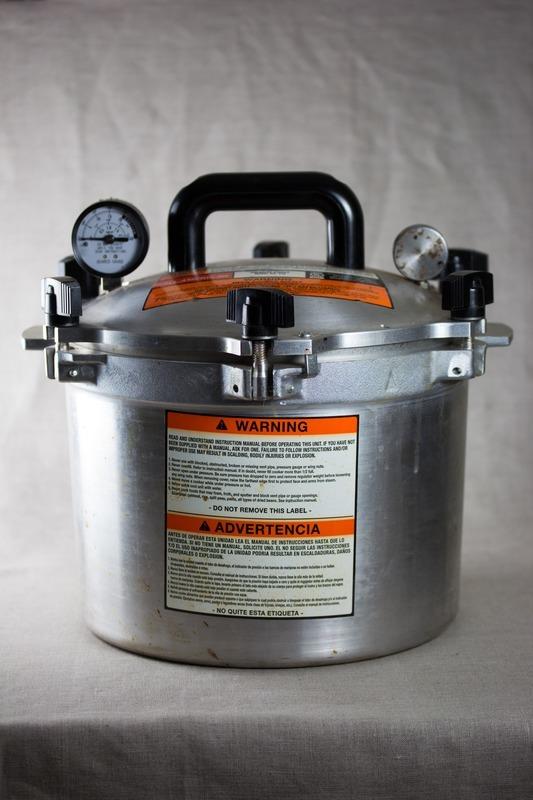 Pressure Cooker - All American Model 910